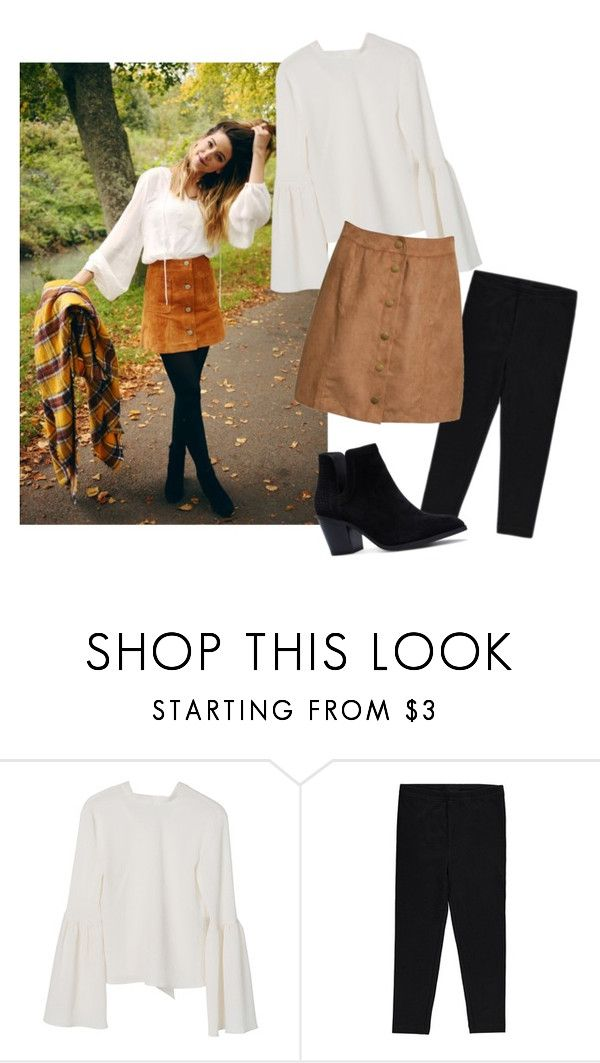 """""""Zoella style #2"""" by la0066 ❤ liked on Polyvore featuring Front Row Shop and Pilot"""