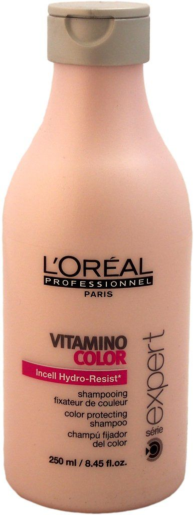 L'Oreal Professional - Vitamino Color Shampoo 8.45 oz. - 1 UNITS