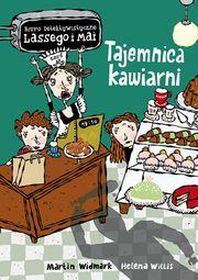 Tajemnica kawiarni - Książki dla Dzieci, Czas Dzieci
