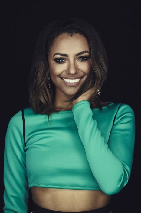 Kat Graham Photoshoot for Warner Bros - Comic-Con 2014