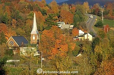 Quebec, Eastern Townships