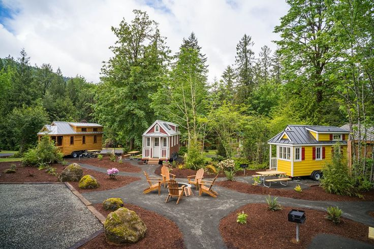 Vacation tiny just outside of Portland with gorgeous views of Mt. Hood. More Info | Book now