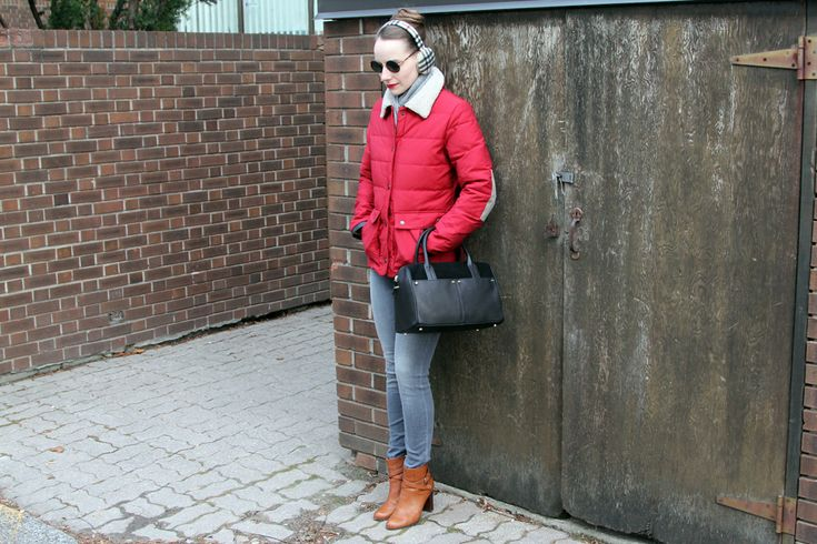 What I Wore: Holiday Shopping  http://sidewalkhustle.com/what-i-wore-holiday-shopping/