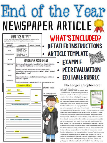 Tips for Reading and Using the Newspaper for Research