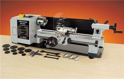 micromark milling machine