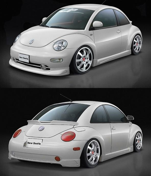Volkswagen Beetle Turbo Price: Check Out Our Volkswagen Beetle Full Body Kits Prices