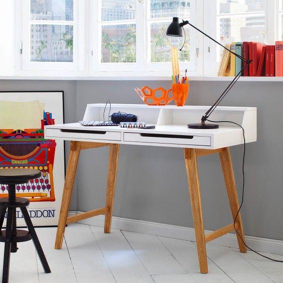 Die besten 25+ Home24 office Ideen auf Pinterest Home \ Design - buro schreibtisch designs steigern