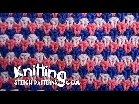 Watch this video to learn how to knit the English Rose Tweed stitch. ++ Written instructions: http://www.knittingstitchpatterns.com/2014/10/english-rose-twee...