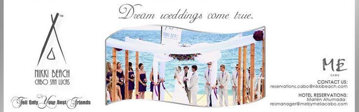 Wedding Events At Nikki Beach Cabo