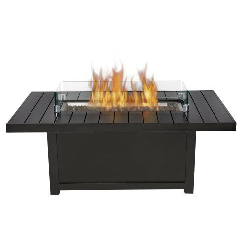 propane fire pit table napoleon costco dining set round