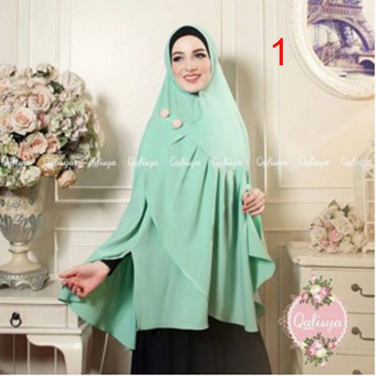 New Women's Long Jilbab Hijab IKhimar Fadyah - Other
