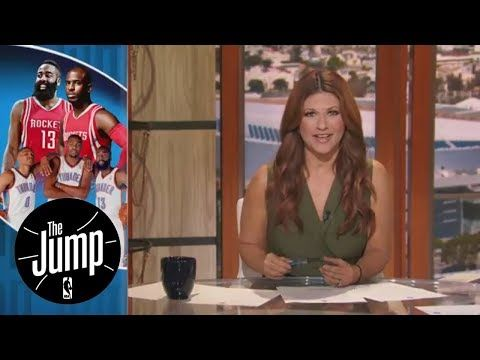 James Harden compares 2018 Rockets to 2012 Thunder   The Jump   ESPN  Rachel Nichols open up The Jump discussing James Harden's comments comparing the 2018 Houston Rockets to the 2012 Oklahoma City Thunder. ✔ Subscribe to ESPN on YouTube: http://es.pn/SUBSCRIBEtoYOUTUBE ✔ Watch ESPN on...