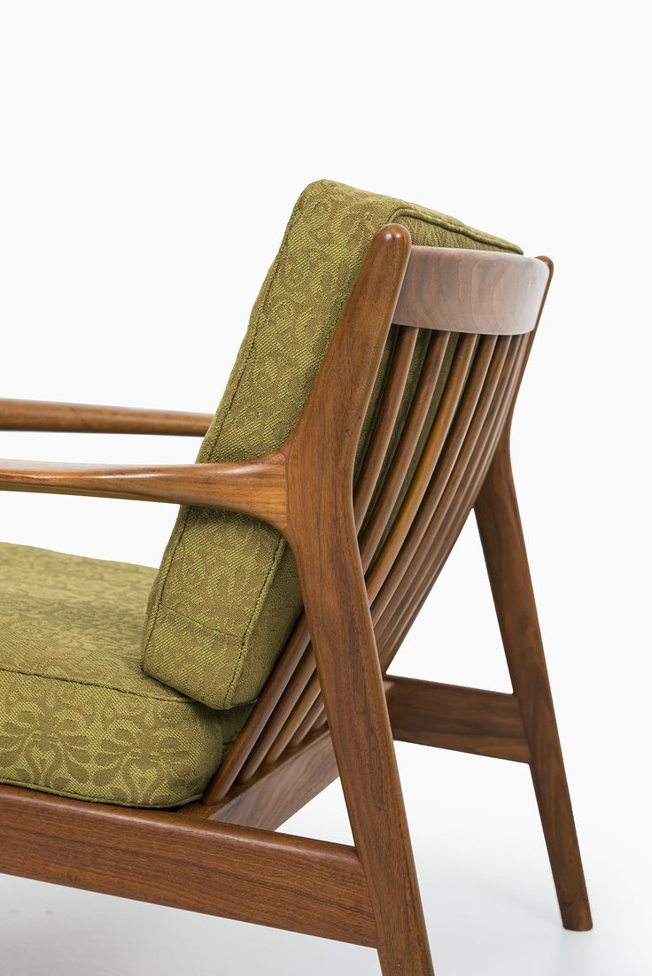 Wooden easy chair designs - Folke Ohlsson Usa 75 Easy Chairs By Dux At Studio Schalling