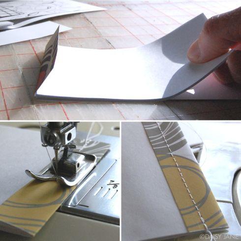 DIY Matchbook Notepad