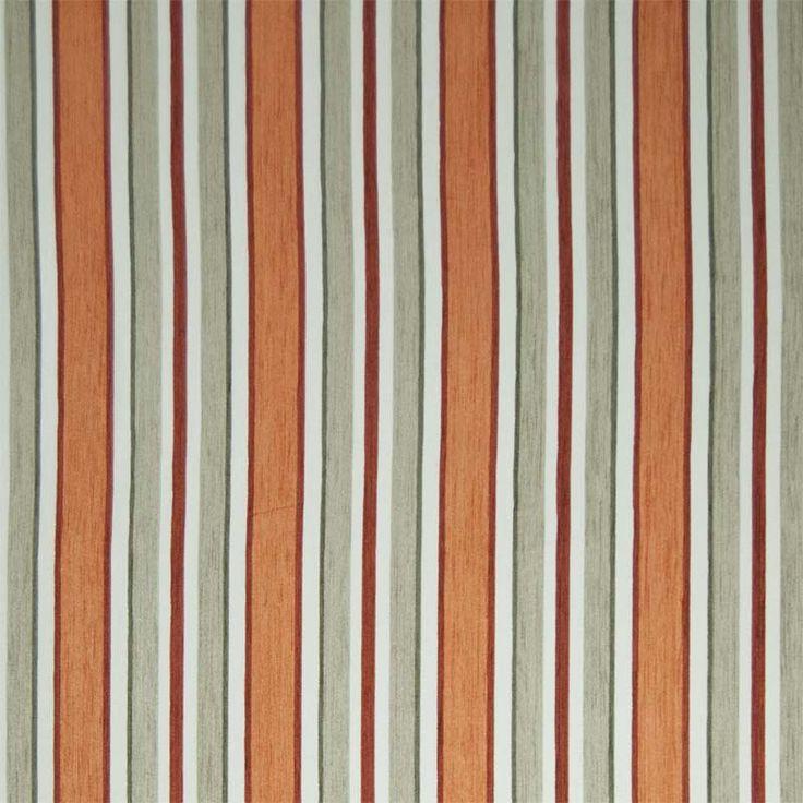 Warwick Fabrics : ALLENDALE, Colour SPICE