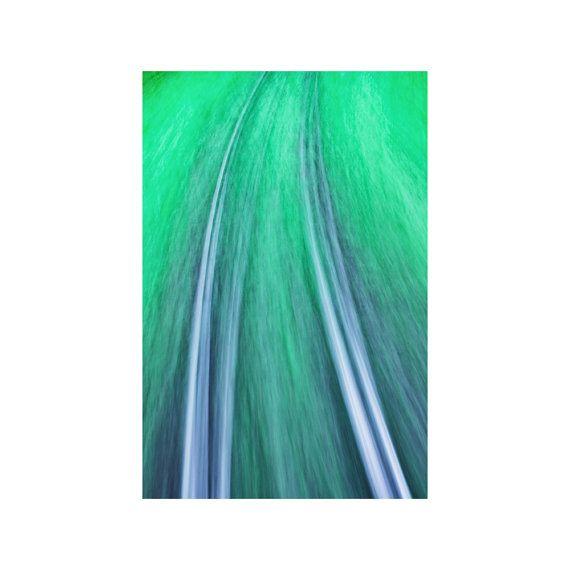 Nature photography / Fine art print / Wall decor photo / Vivid green