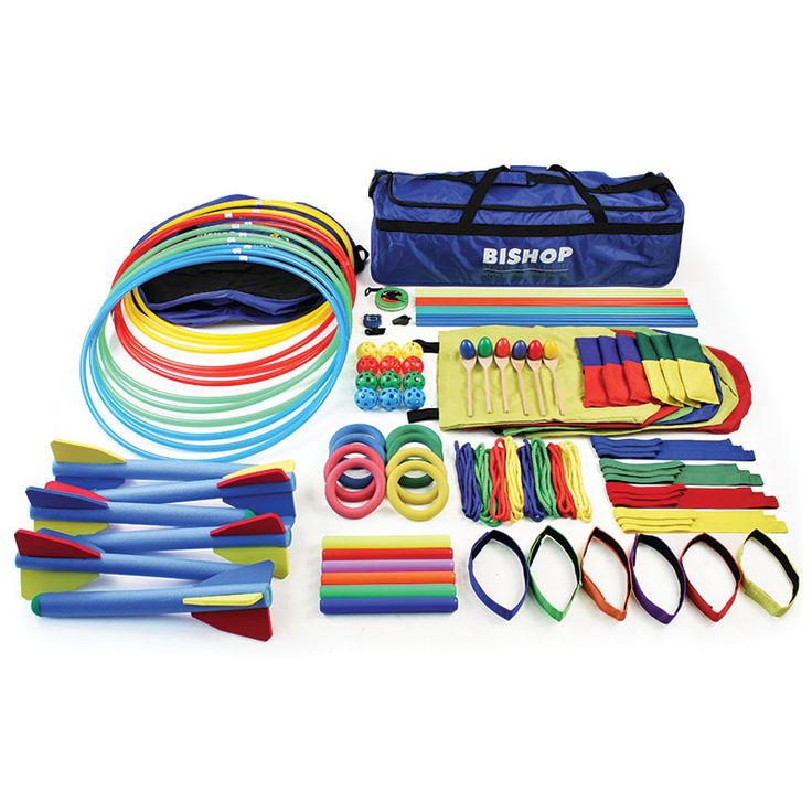 BUMPER SPORTS DAY PACK - an array of equipment suitable for all manner of team activities on Sports day. Ideal to keep the kids amused with organised games at a party or local event.