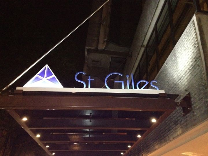 St. Giles Hotel i Paddington, Greater London