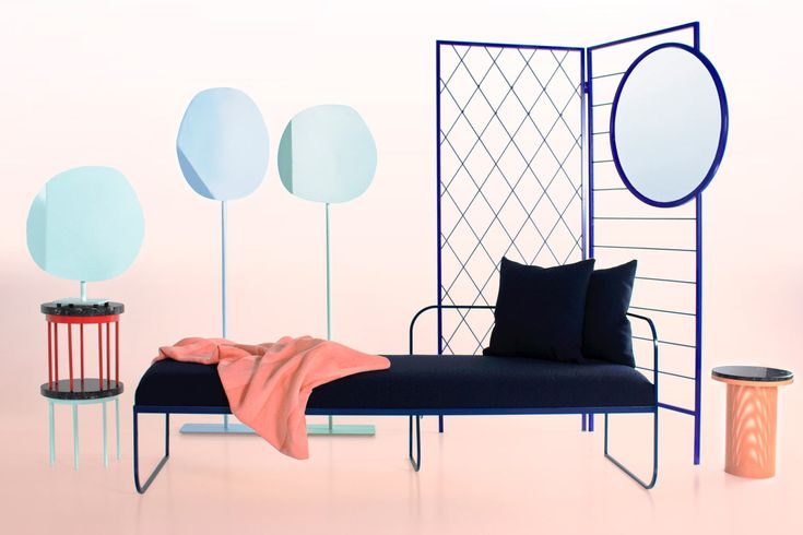Vera & Kyte crafted a line of furniture that has a clear Norwegian feel but with playfulness and whimsy not necessarily present in most Scandinavian design.