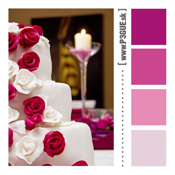 farebné palety