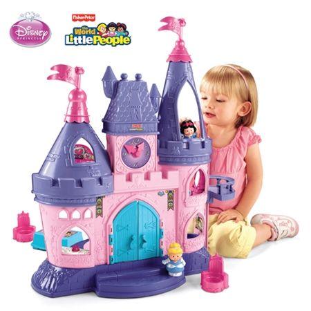 Little People Disney Princess Playset