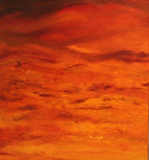 """Morning Light"" by artist Carol Hazel - Buy Western Australian Art Online from Out of the Box Biz"