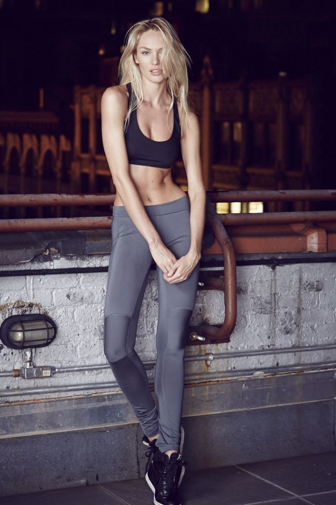e4622f91a3db5 Candice Swanepoel | just run it | Fitness Motivation, Fitness, Workout gear