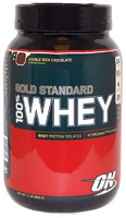 100% Whey Gold Standard Protein by Optimum Nutrition