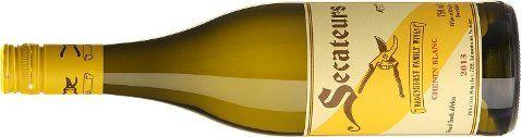 Terningkast 5: 1695701 Badenhorst Secateurs Chenin Blanc 2014, 13,5 prosent vol, A.A. Badenhorst Family Wines, Swartland/Sør-Afrika, 75 cl, 169,90 kroner. Bestillingsutvalg. Lys strågul. Aromaer av hvit fersken, appelsinblomst og noe mineraler. Fersk, frisk og leskende i smak med bra konsentrasjon. Tørr, mineralsk avslutning. Ikke så kompleks som kollegene fra Frankrike, men du får god valuta for pengene. Til sjømat og retter av lyst kjøtt.