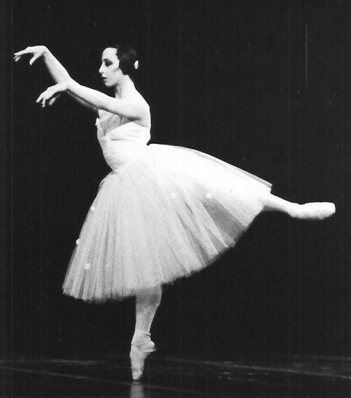 Ann Marie DeAngelo as Giselle