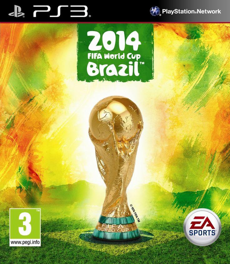 #ps3 #brazil #fifa #fifa2014 #videogames #game #jeu #foot #football #coupedumonde #worldcup #fnac