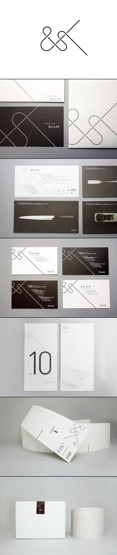 &S co,.ltd / Branding - L'encre et la plume - La touche d'Agathe - Print, painting, ideas, sketch, handmade, font, typographie, business card Croquis, idée, esquisse, ecriture, police d'écriture, carte de visite