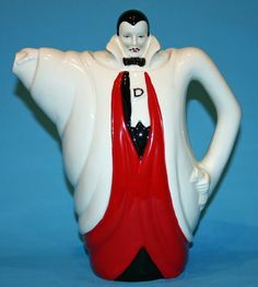 Dracula Teapot