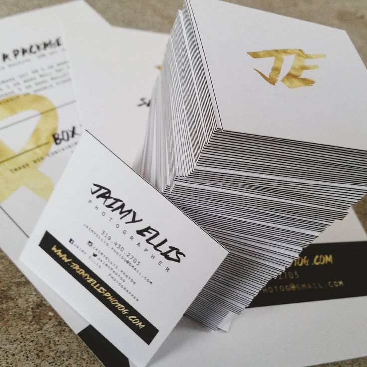 29 best Square Business Cards images on Pinterest | Square ...