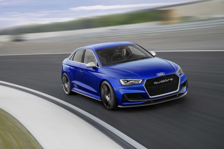 #AudiA3 clubsport quattro Concept Mega Gallery And Video