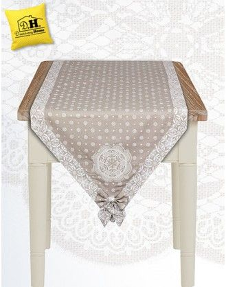 Runner a punta Angelica Home & Country Collezione Coloniale 50 X 140