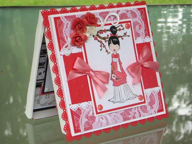 Pour un mariage vietnamien et traditionnel. Création de Michèle. Vietnamese and traditionnal wedding. Created by Michèle.