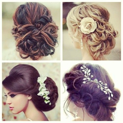 I thought top left and bottom right were pretty. No Jackie O lol