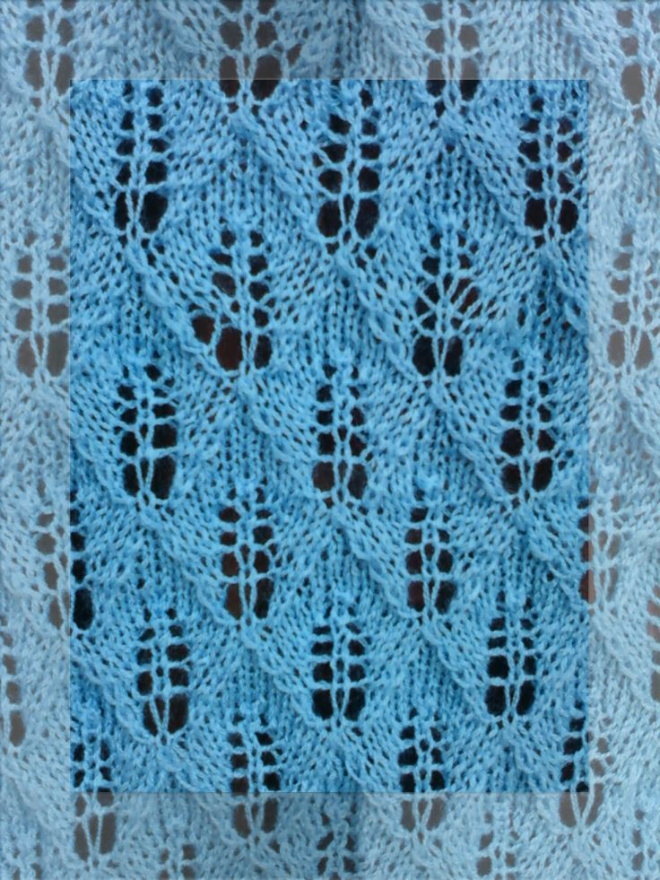 Lace Knitting Stitches Pinterest : 17 Best images about encyclopedia of knitting stitches on Pinterest Lace, L...