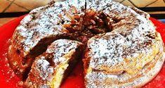 Το πιο εύκολο και αφράτο κέικ μήλου! Είναι τόσοεύκολο κέικπου δεν χρειάζεται καν μίξερ....