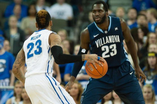 Since Creighton joined the reformed Big East, CenturyLink Arena in Omaha has been one of the toughest places to play on Villanova's schedule. Last year, the Wildcats escaped with a