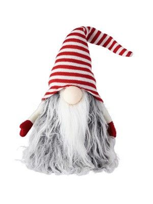 Small Santa 'Gonk' Christmas Doorstop/Decoration - Stripey Hat, http://www.littlewoodsireland.ie/small-santa-gonk-christmas-doorstopdecoration---stripey-hat/1298702519.prd