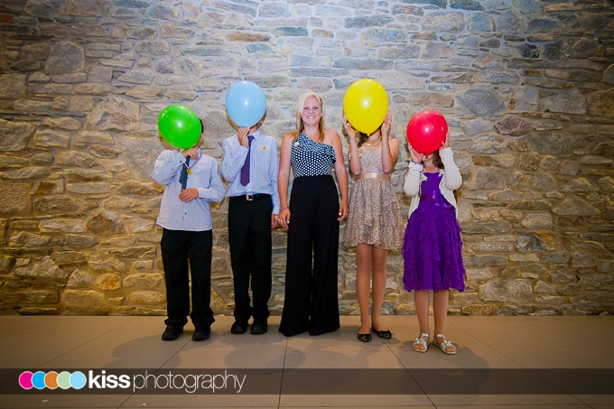 some fun with balloons