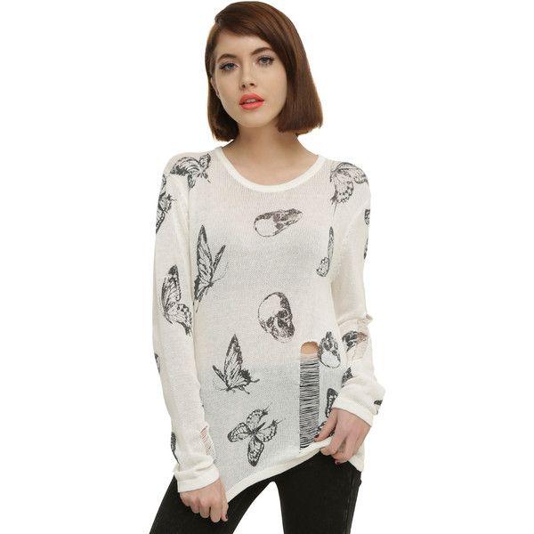 The 25+ best Skull sweater ideas on Pinterest | Skull outfits ...