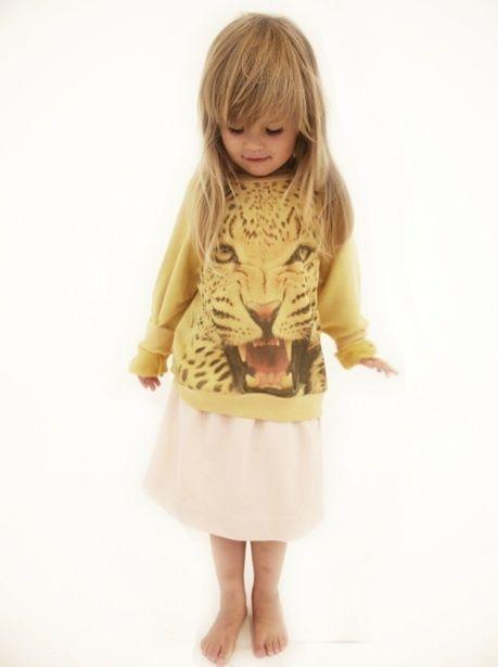 Leopard Sweatshirt - Pop Up Shop, € 49.0 by Mirtilla (tutti i colori  1)