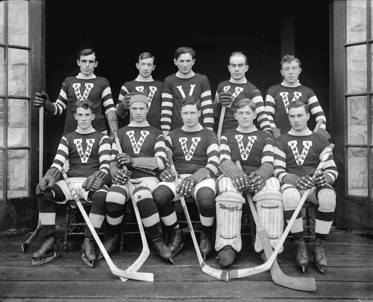 Vancouver Millionaires 1914-15, Stanley Cup winning team.