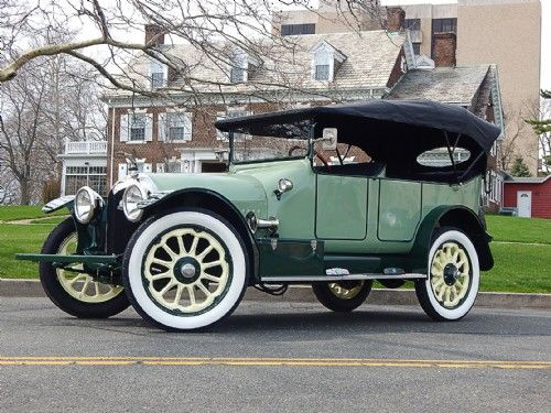 1915 Pathfinder Daniel Boone Touring - (Motor Car Manufacturing Company Indianapolis, Indiana 1911-1917)