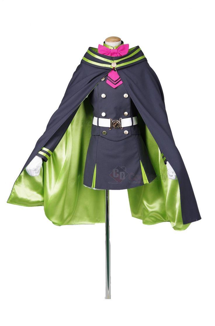 cosplay seraph Owari no
