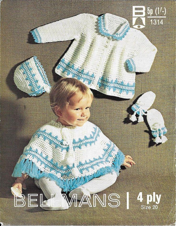 111 best Vintage crochet designs images on Pinterest | Crochet ...