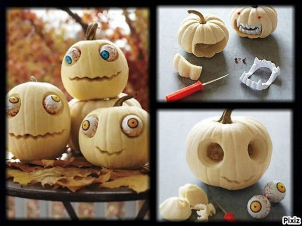 Petite courge d 39 halloween idee repas printemps enfants pinterest halloween - Idee repas halloween ...